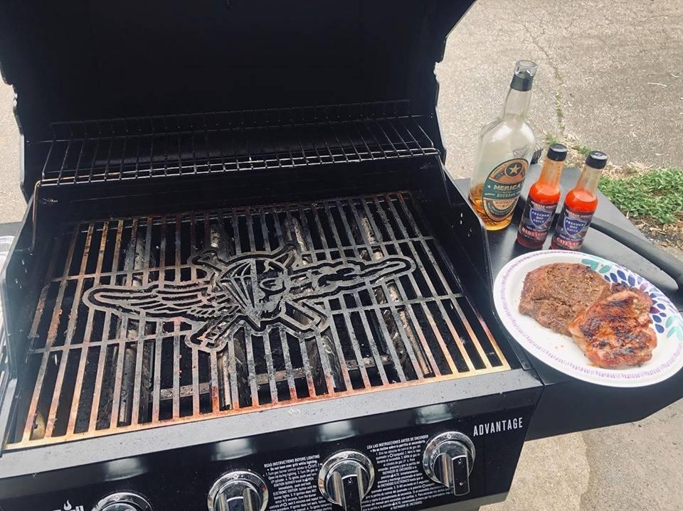 custom grill grates